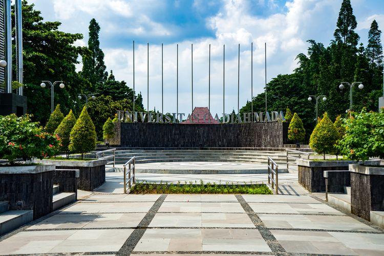 Kampus Universitas Gadjah Mada (UGM), Yogyakarta