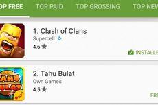 Aplikasi, Game, Buku, dan Film Terbaik 2016 di Play Store Indonesia