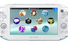 Sony Mulai Hentikan Produksi PS Vita