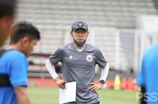 Misi Shin Tae-yong di Piala Menpora 2021