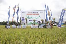 Program Makmur Pupuk Indonesia Dorong Produktivitas Petani Padi