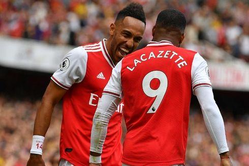 Liverpool Vs Arsenal, Auba-Laca-Pepe Diyakini Bisa Saingi Firmansah