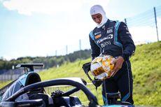 Balapan Perdana Formula 2, Mobil Sean Galael Bermasalah