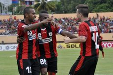 Boaz Kembali Saat Lawan Bali United