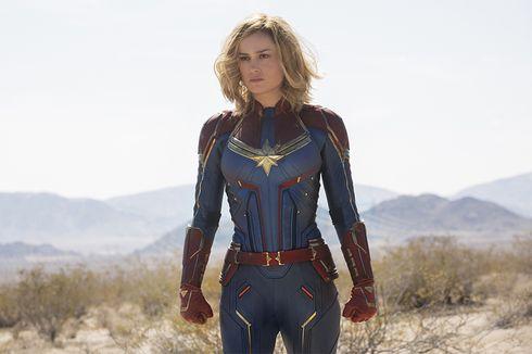 Sinopsis Captain Marvel, Asal-usul Salah Satu Superhero Terkuat Marvel