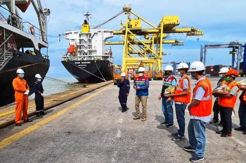 Pelindo 1 Lepas Kapal Terakhir 2020, Sambut Kapal Perdana 2021