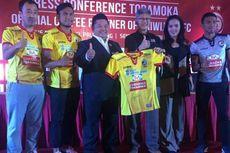 Sriwijaya FC Targetkan Juara Kompetisi Liga 1 2017