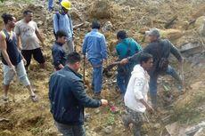 Bencana Longsor di Toba Samosir, Puluhan Warga Diungsikan hingga 2 Warga Masih Hilang