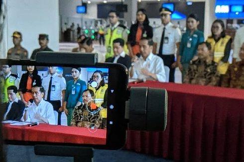 Tetap Satu Pintu, Jokowi Tak Berikan Pemda Kewenangan Umumkan Pasien Covid-19