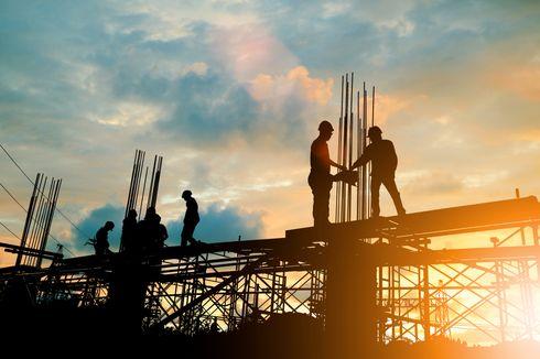 Pertumbuhan Sektor Konstruksi Indonesia Diprediksi Positif 2,1 Persen