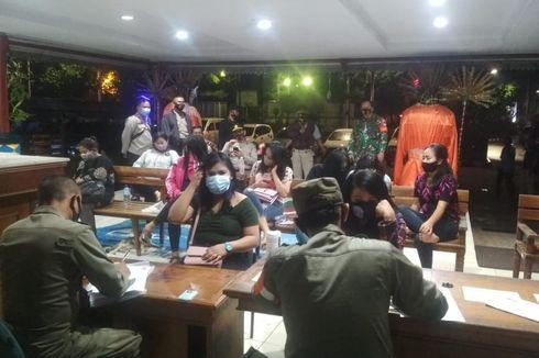 Satpol PP Jakbar Kumpulkan Denda Rp 85 Juta dari Perkantoran yang Langgar PSBB