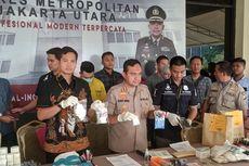 Salon Pembuat Lipatan Mata di Pantai Indah Kapuk Digerebek Polisi