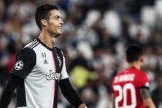 Cristiano Ronaldo Kritik Media yang Ciptakan Kontroversi soal Dirinya