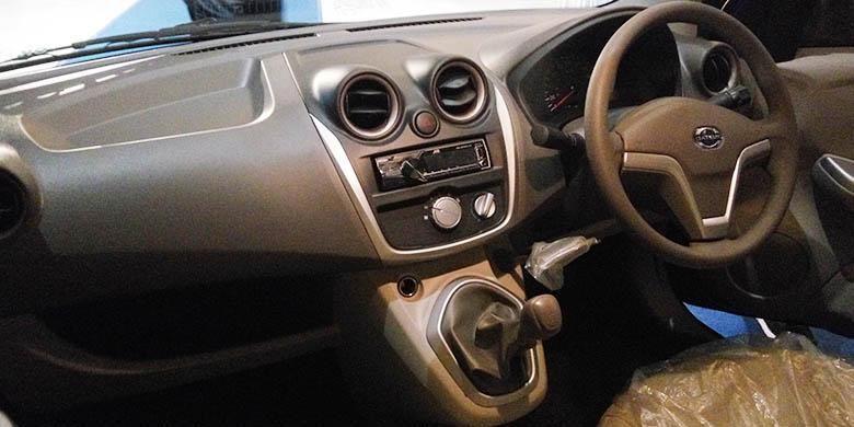 Interior Datsun Persib