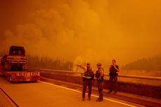 Kebakaran Hutan di California, Bocah 1 Tahun Jadi Korban Tewas