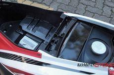 Apakah Menyimpan Powerbank atau Ponsel di Bagasi Motor Bisa Meledak
