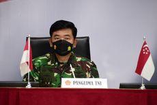 Panglima TNI dan Panglima SAF Gelar Pertemuan Virtual, Bahas Penanganan Pandemi hingga Kontraterorisme