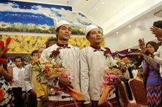 Untuk Pertama Kali, Myanmar Gelar Pernikahan Gay
