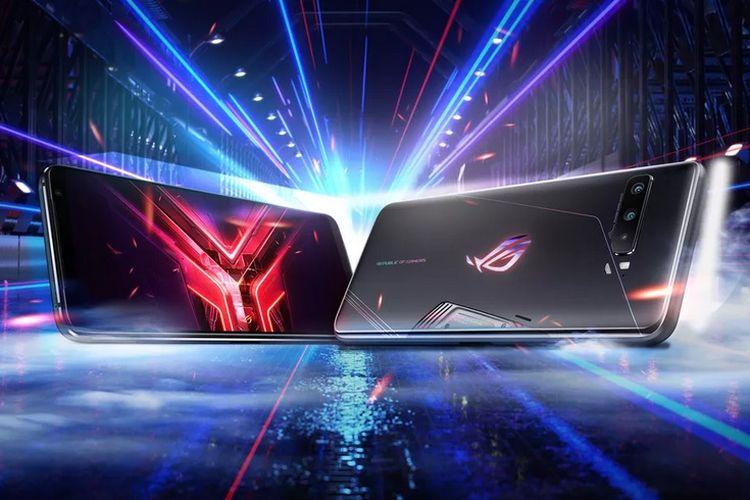 Asus ROG Phone 3 resmi dirilis