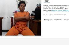 Emon, Si Pelaku Kekerasan Seksual di Sukabumi Bukan Paedofil?