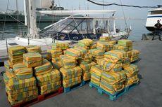 Portugal Sita Kokain Terbesar dalam 15 Tahun, Nilainya Rp 3,2 Triliun