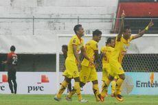 Hilton Moreira Pimpin Sriwijaya FC Bungkam Barito Putera
