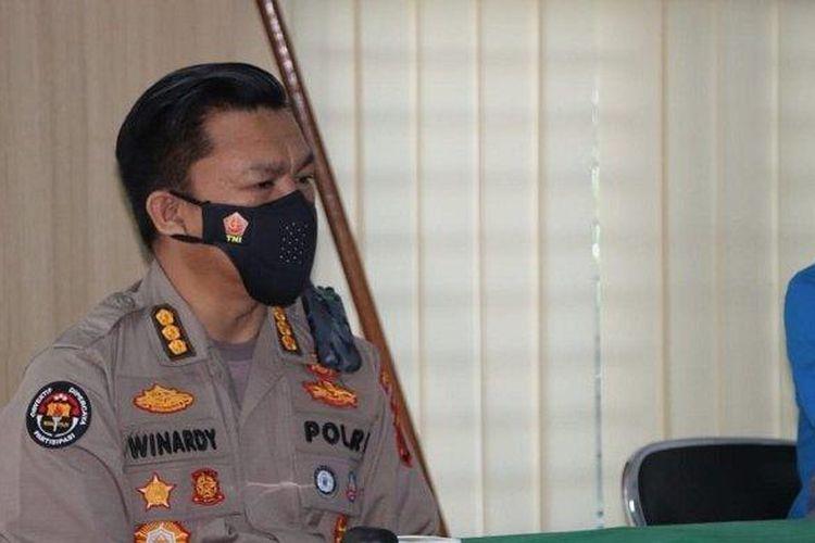 Kabid Humas Polda Aceh, Kombes Pol Winardy.