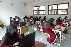 Menengok Belajar Tatap Muka di Cianjur, Protokol Covid-19 Diberlakukan Ketat