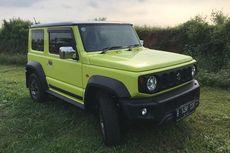 Ketangguhan dan Desain Minimalis ala Suzuki Jimny