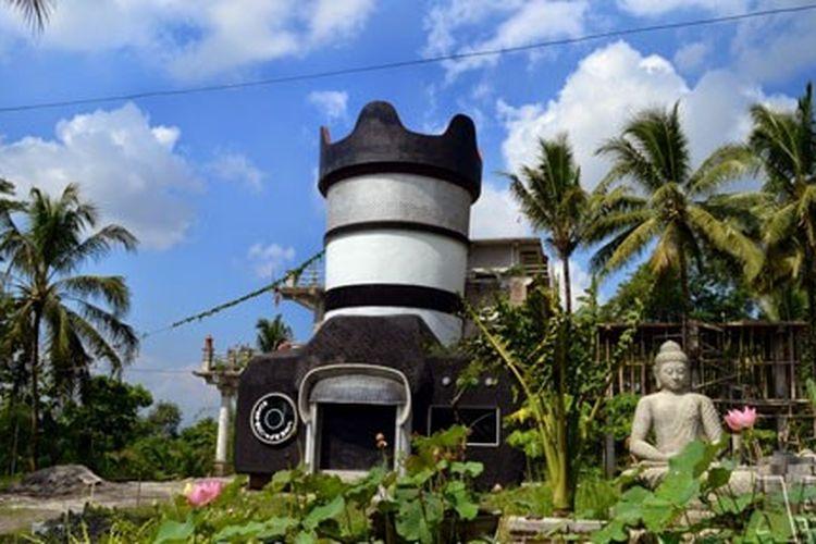Camera House Borobudur