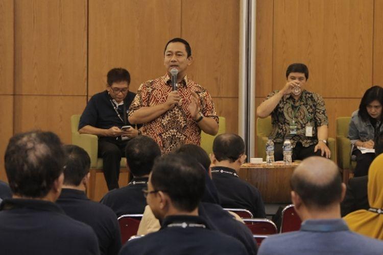 Wali Kota Semarang Hendrar Prihadi menegaskan jika peningkatan layananan pendidikan dan kesehatan memang menjadi dua hal prioritasnya dalam memimpin.