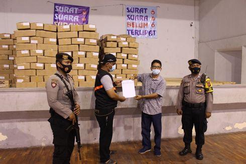 Jelang Coblosan Pilkada, KPU Karawang Kekurangan 2.243 Surat Suara