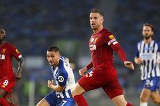 Henderson Absen Bela Liverpool hingga Akhir Musim karena Cedera Lutut