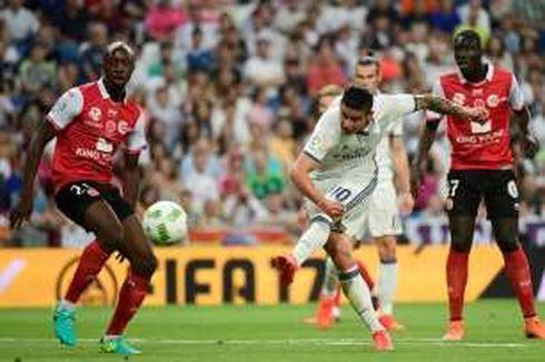 James Rodriguez Masuk Pertimbangan Juventus