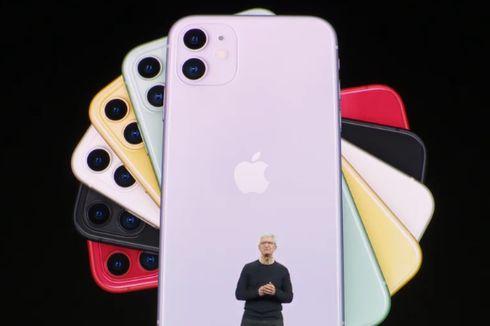 Apple iPhone 11 Resmi Meluncur