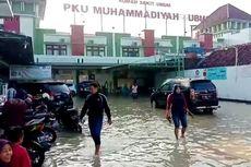 Puskesmas dan Rumah Sakit di Grobogan Terendam Banjir, Pelayanan Tetap Berjalan