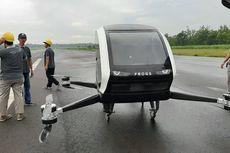 Taksi Terbang Buatan Start Up Yogyakarta Ini Punya Kelebihan Dibanding Helikopter, Berikut Penjelasannya