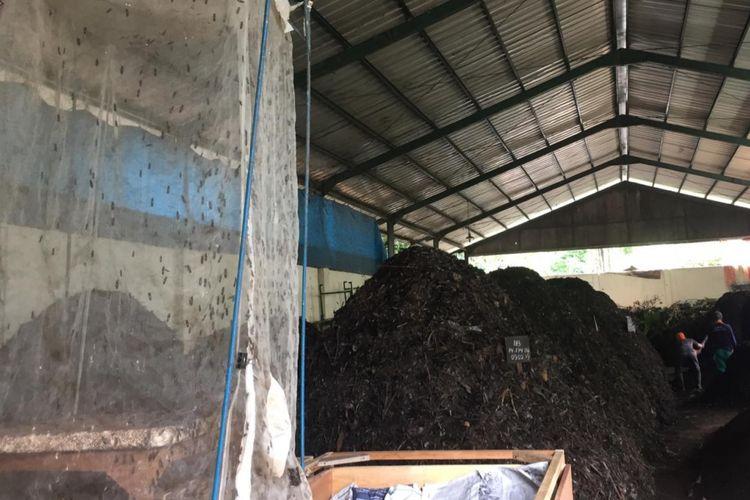 UPS Merdeka 2, Sukmajaya, Depok, Rabu (20/2/2019).