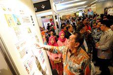 60 Negara Ramaikan Pameran Filateli Dunia di Bandung