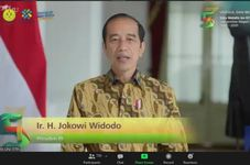 President Jokowi: No Stockpiling of Covid-19 Vaccines in Indonesia
