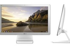 LG Bakal Pamer Chrome Desktop