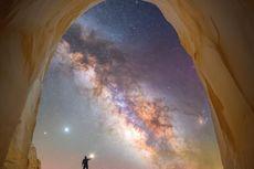 6 Pemenang Foto Galaksi Bima Sakti, Salah Satunya dari Kawah Ijen