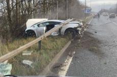 Kiper MU Kecelakaan saat Nyetir Lamborghini, Ini Bahaya Tersembunyi dari Supercar