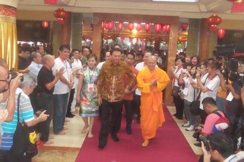 Wihara Ekayana Tak Lagi Kebanjiran, Biksu Ucapkan Terima Kasih ke Ahok
