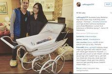 Putranya Tak Sempat Kenal Olga Syahputra, Raffi Ahmad Menyesal