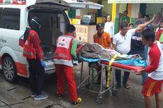 Seorang Pria Tewas akibat Terbawa Arus Deras Saat Mencuci Pakaian di Ciliwung