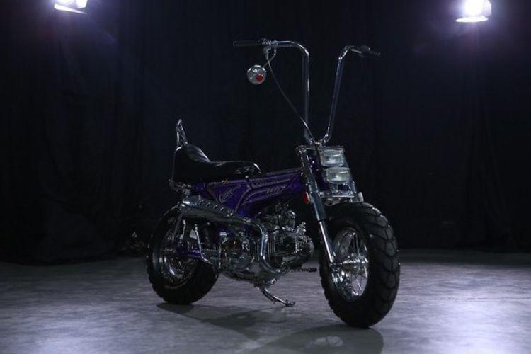 Honda Dax ST Kustomfest