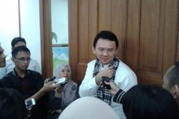 Plt Gubernur DKI Jakarta Basuki Tjahaja Purnama