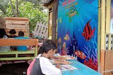 573 Anak di Pesisir Kota Tegal Tak Bersekolah, Disdikbud Dirikan Sekolah Laut