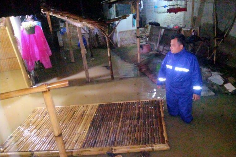 Banjir di enam kecamatan di Kabupaten Serang, Banten